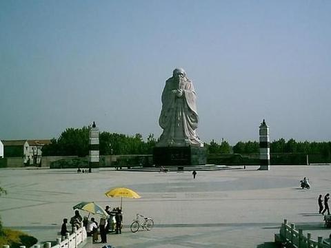 河南的周口鹿邑县的太清宫,是道教创始人老子的故乡,您去过吗