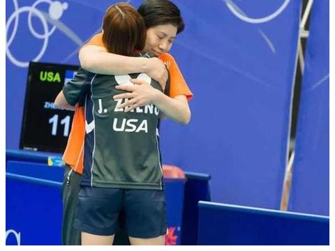 退役国手3年带出奥运选手,成美最贵乒乓教练,教耶鲁学霸先罚站