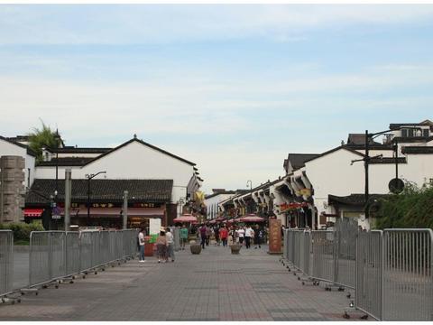浙江被忽略的一处景点,是历史文化街区,长1800米,无需门票