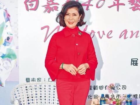 """风靡60年代台湾""""最美主持人""""白嘉莉,印尼木材大王留给她真善美"""