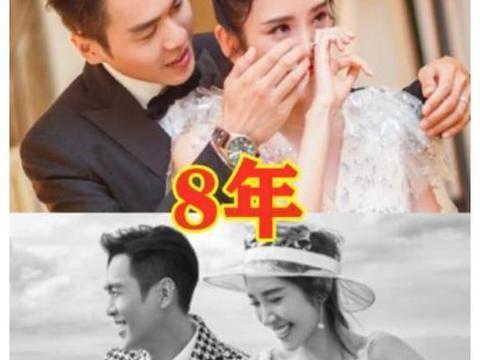 唐艺昕恋爱8年结婚,郑恺恋爱10个月,她认识90分钟就结婚了!