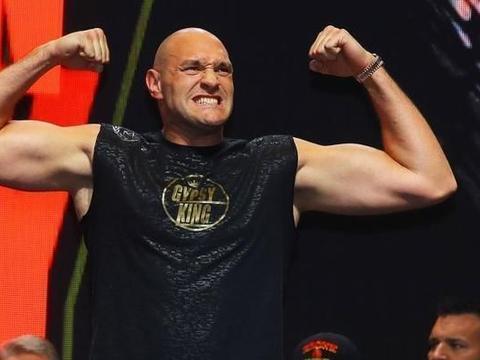 泰森-富里力压嘴炮、约书亚,成为年度收入最高的拳手