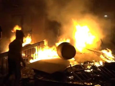伊朗外交部:冷血白人残忍杀害黑人,是系统性种族主义的悲惨表现