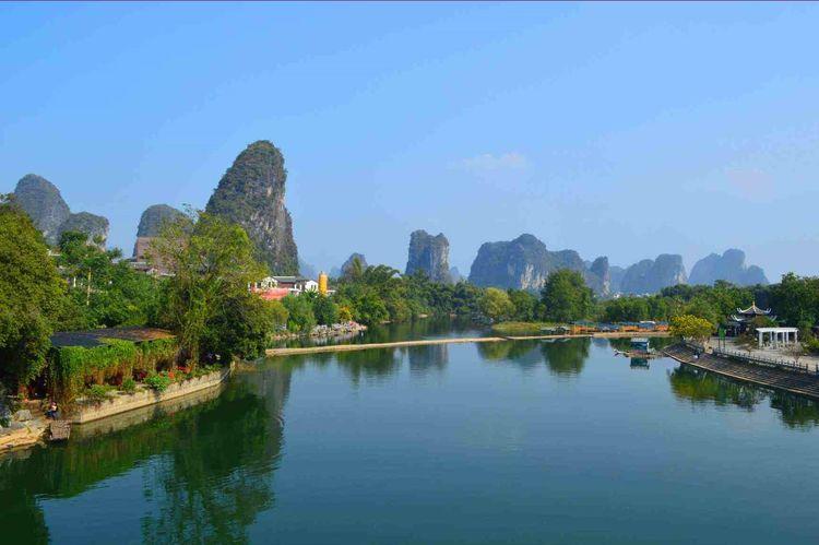 桂林山水甲天下,应该去的美景有3个,你去过多少?