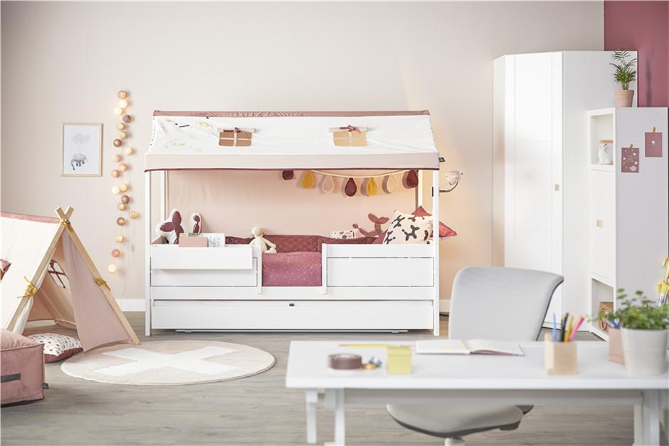 丹麦原装进口高端儿童床 打造属于孩子自己的小窝