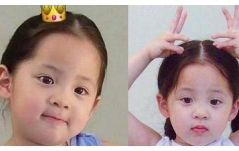 5岁的欧阳娜娜,5岁张子枫,5岁的关晓彤,看到宋祖儿:想抱抱