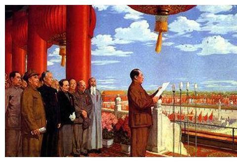 1949年开国大典,林彪为何没能登上天安门观礼?