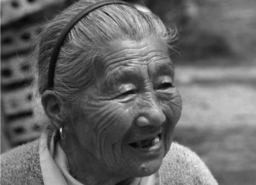回不去的故乡之:外婆