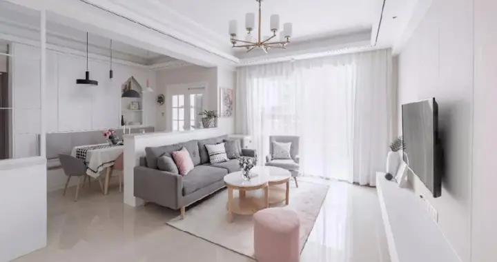 80平米的房子如何装修,全包装修价格14万元够不够?-花样年江山装修