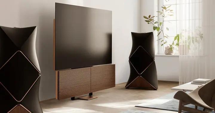Bang & Olufsen 推出全球首台 8K OLED 88 英寸电视