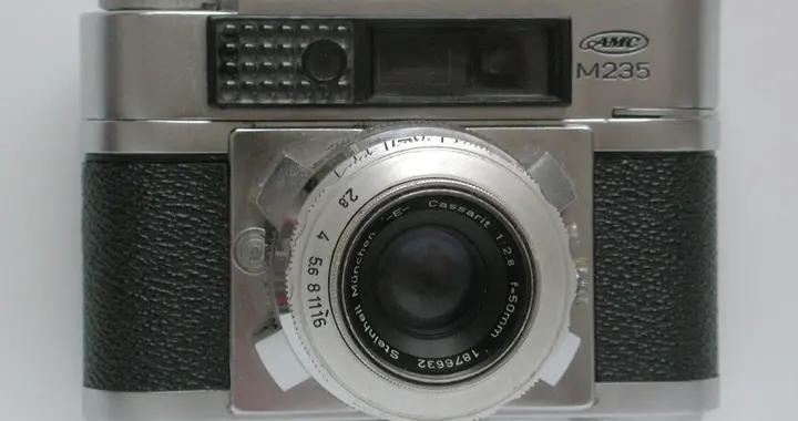 低调,但绝不简单的德国造AMC M235旁轴照相机