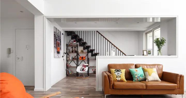 13万装修出90平米二居室北欧风格,看过的人都点赞!-雅居乐剑桥郡装修