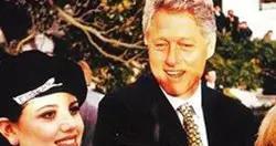美国恋童癖爆克林顿和莱温斯基发生关系的原因,网友:原来如此