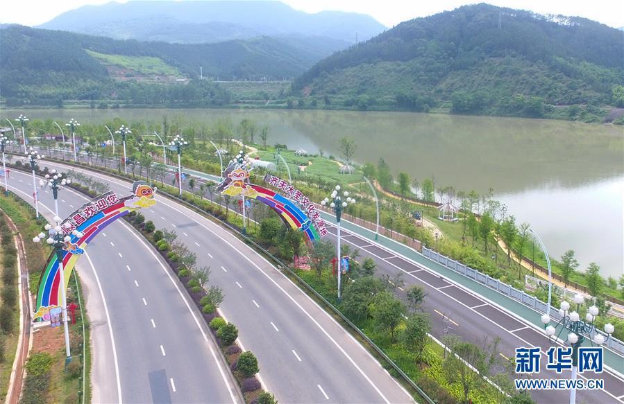 福建顺昌:全面推进水美城市建设