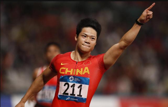 央视关注苏炳添!冬日娜揭秘2018年爆发原因透露东京奥运目标