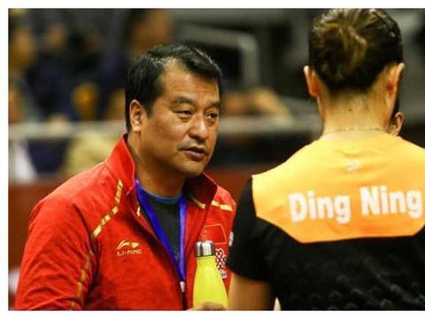 国乒队的最佳师徒,教练被誉为世界杯先生,徒弟成新晋世界杯女王