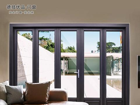 新房装修,阳台隔断装推拉门还是折叠门?