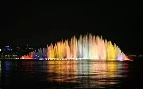 盘点令人惊艳的杭州夜景,网友:我怕去的是个假杭州?