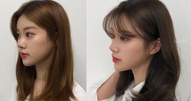韩国最新大势卷发BESSIE PERM!短发、中长发瘦脸脸又显嫩