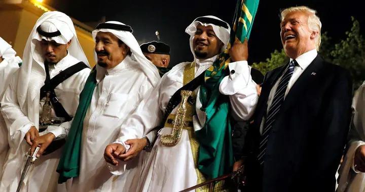 一次向沙特出售7500枚高精度航空炸弹,美国怂恿盟友充当马前卒