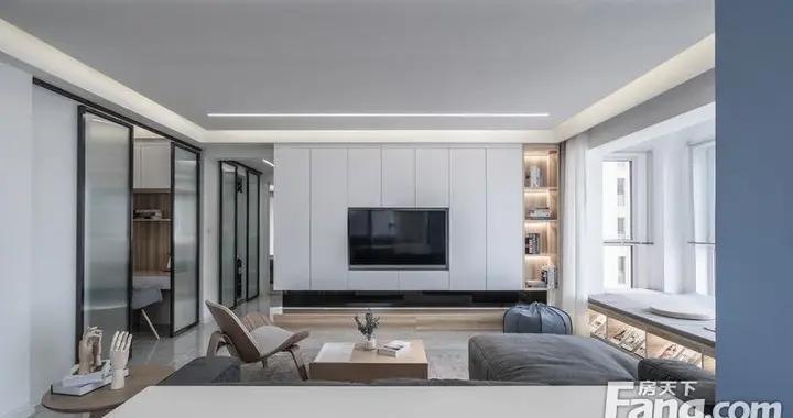选用全包的方式,将三居室房屋交给装修公司,只花了16万元!-融创无锡文旅城装修
