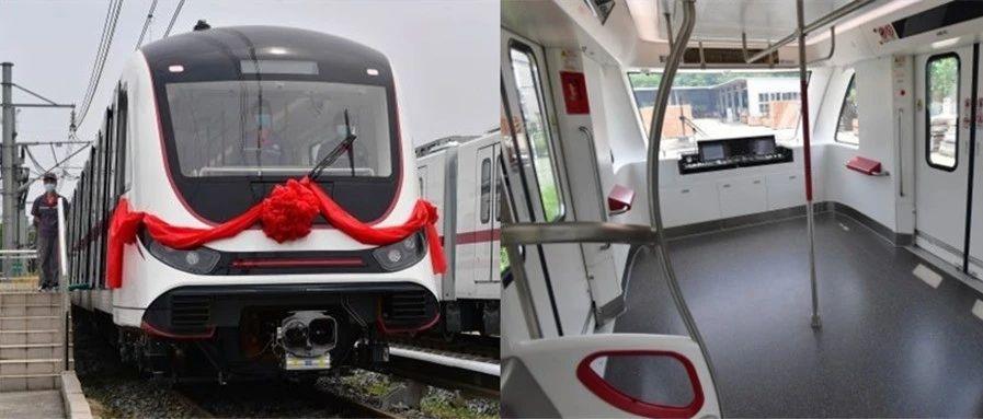 武汉首个无人驾驶地铁列车来了!乘客可看隧道全景,还能……
