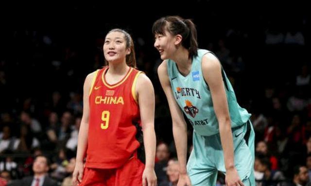 中国女篮一姐暂离WNBA!专心训练补强短板亚洲杯率队再攀高峰