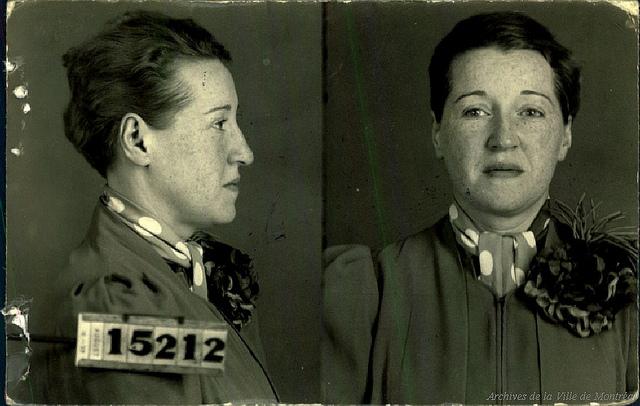 40年代罪恶之城蒙特利尔   让人称奇的失足妇女  美国人的最爱