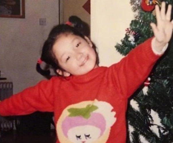创造营学员童年照,刘些宁从小美到大,郑乃馨完全大变样