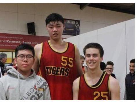 中国男篮2m18新星,爱上2m01女版奥尼尔,两人身高超姚明夫妇