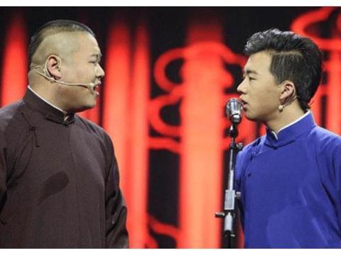 岳云鹏和郭麒麟参加节目,一个靠背景,一个靠实力!