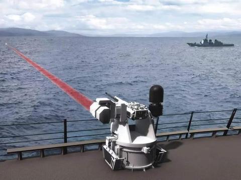 大洋彼岸传来坏消息,强光闪过后目标瞬间被打爆,军方下令量产