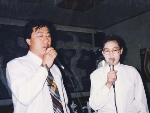 赵植萍1994年足球日记:有幸与许建平+傅玉彬在卡拉OK一展歌喉