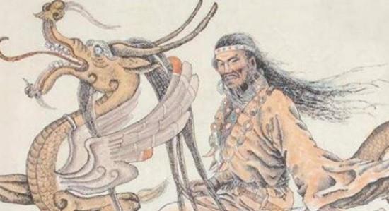 黄帝、炎帝的坐骑都已消失,只有蚩尤的坐骑还活在现代!