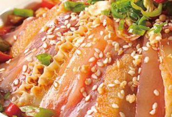 缺铁性贫血多食,补充蛋白质,吃完身体暖