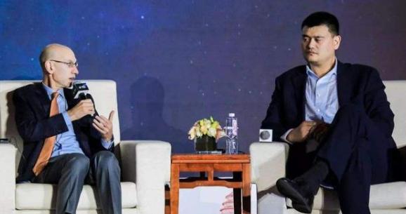 NBA重启在即,肖华想夺回中国市场,姚明硬气表态干得漂亮