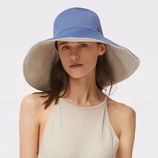 一顶帽子多种戴法,凉爽不闷热,还可以阻隔95%的紫外线!