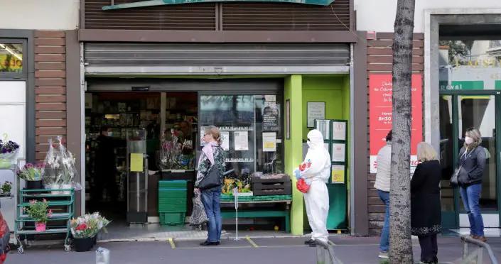民调:相比冠状病毒法国人更惧怕经济危机