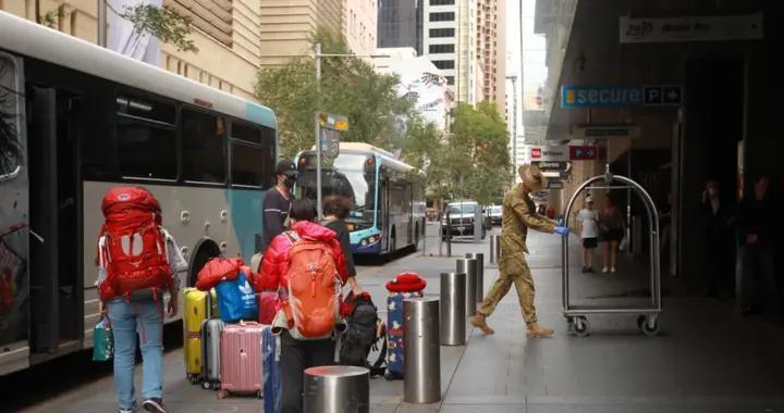 """澳大利亚新州:3名归国隔离人员确诊 西悉尼养老院""""清零"""""""