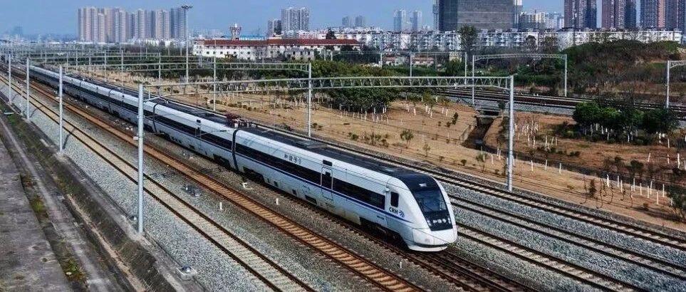 好消息!成渝中线高铁前期项目顺利招标,计划今年内开工!