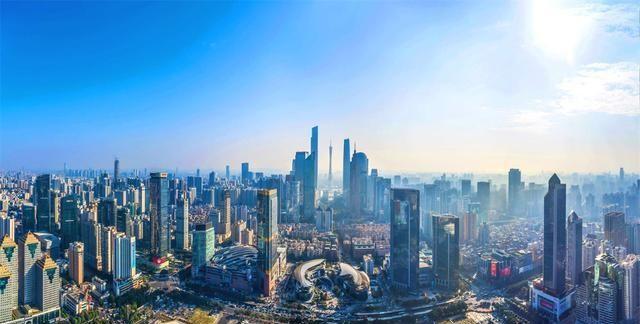 拥有两座一线城市的广东,未来有希望出现