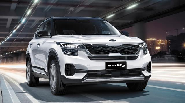 月销7000辆,油耗5.4L的KX3傲跑,最便宜合资SUV,10万落地值吗