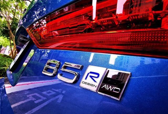 试驾点评沃尔沃XC60 B5 R-Design这款家用旅行车整体表现如何
