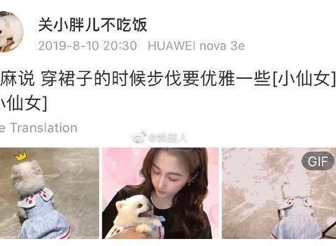 恋爱两年半后,22岁的关晓彤被曝与男友鹿晗同居了