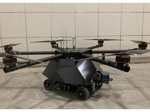 全球首款!清华大学李骏院士团队成功研制陆空两栖自主驾驶飞车