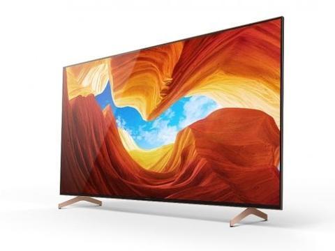 索尼发布X9100H系列4K电视