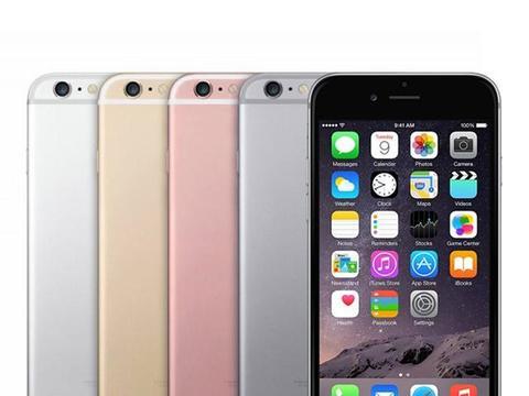 iPhone 6S用户表示:还能战斗2年,就问你A系列处理器强不强?