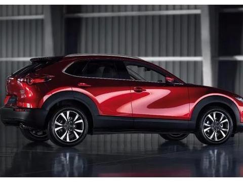 马自达CX-30国内上市 售价12.99-17.19万元