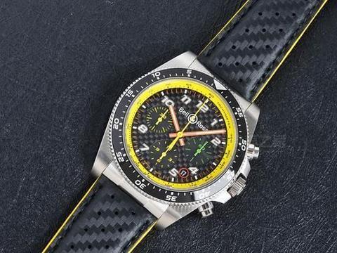 运动之风 品鉴柏莱士BR V3-94 R.S.19腕表