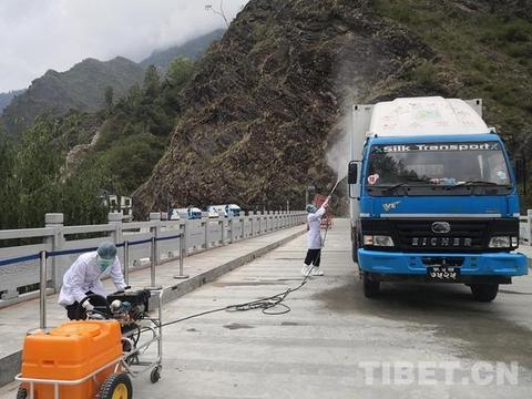 西藏樟木口岸复通一周年 进出口外贸总值达5.73亿元